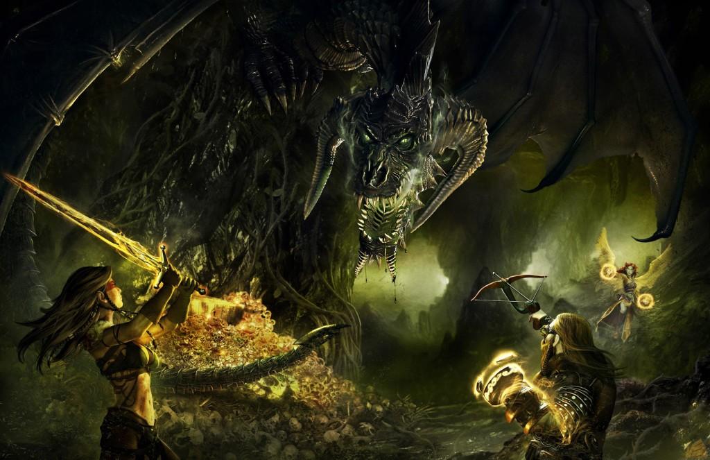 black-dragon-combat