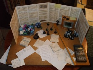 DM Screen