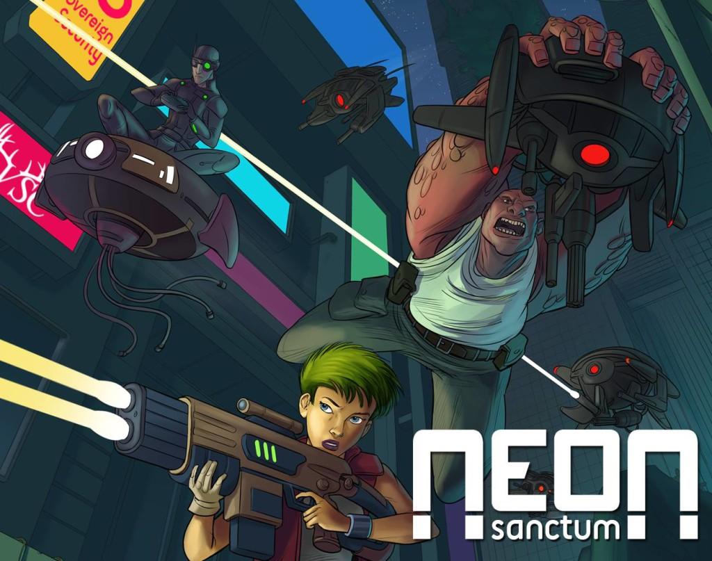 Neon-Sanctum