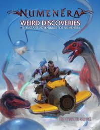 Weird Discoveris