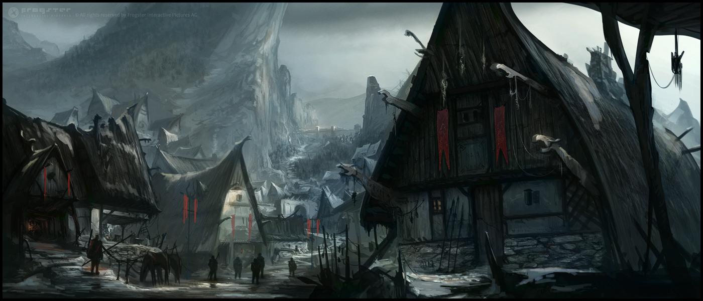 snow-fantasy-town